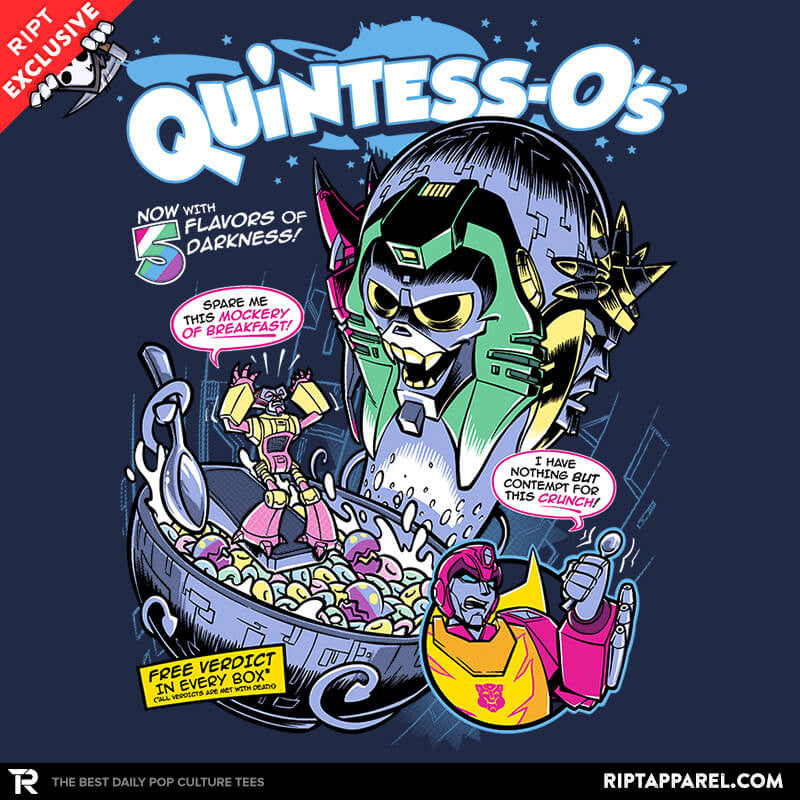 Quintess-O's - Collection Image - RIPT Apparel