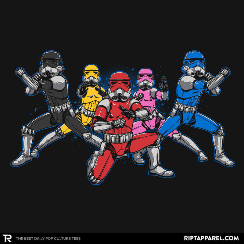 Power Troopers - RIPT Apparel