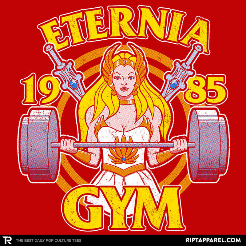 Eternia Gym - Collection Image - RIPT Apparel