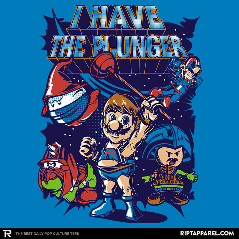 I have the Plunger - Collection Image - RIPT Apparel