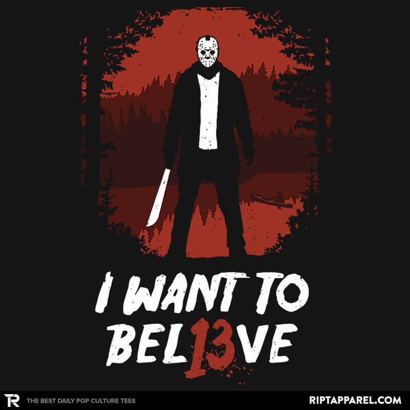 Jason Lives! - RIPT Apparel