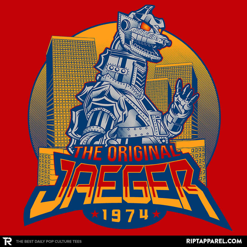 The Original Jaeger - Collection Image - RIPT Apparel