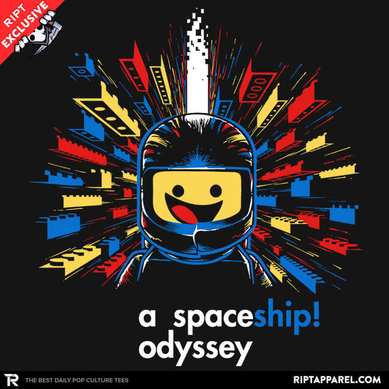 A Spaceship Odyssey Exclusive - RIPT Apparel