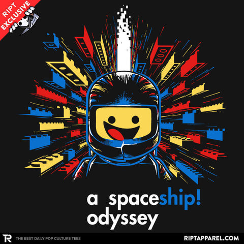 A Spaceship Odyssey Exclusive