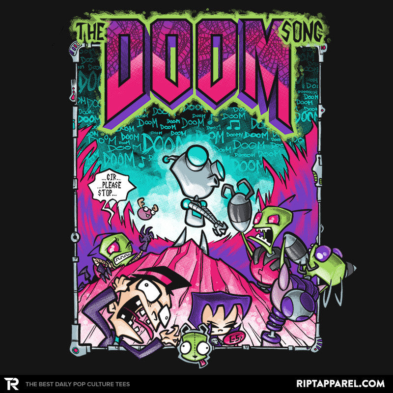 The Doom Song Exclusive - RIPT Apparel
