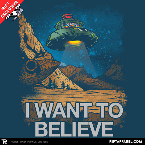 Believe In the Cosmos Exclusive