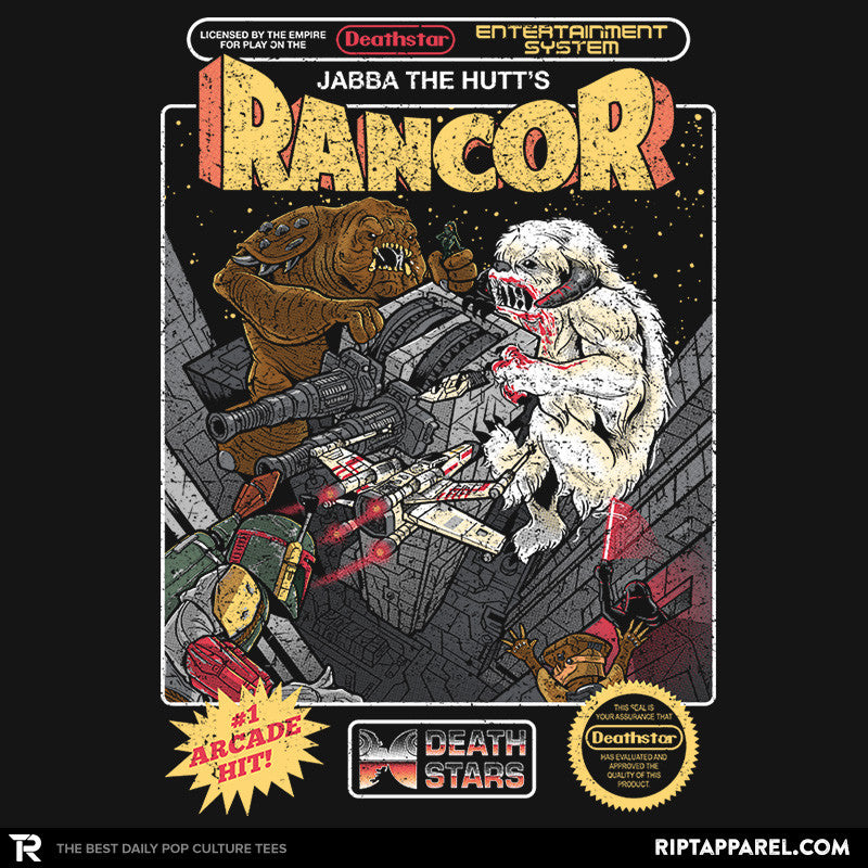 Jabba's Rancor Exclusive - Collection Image - RIPT Apparel
