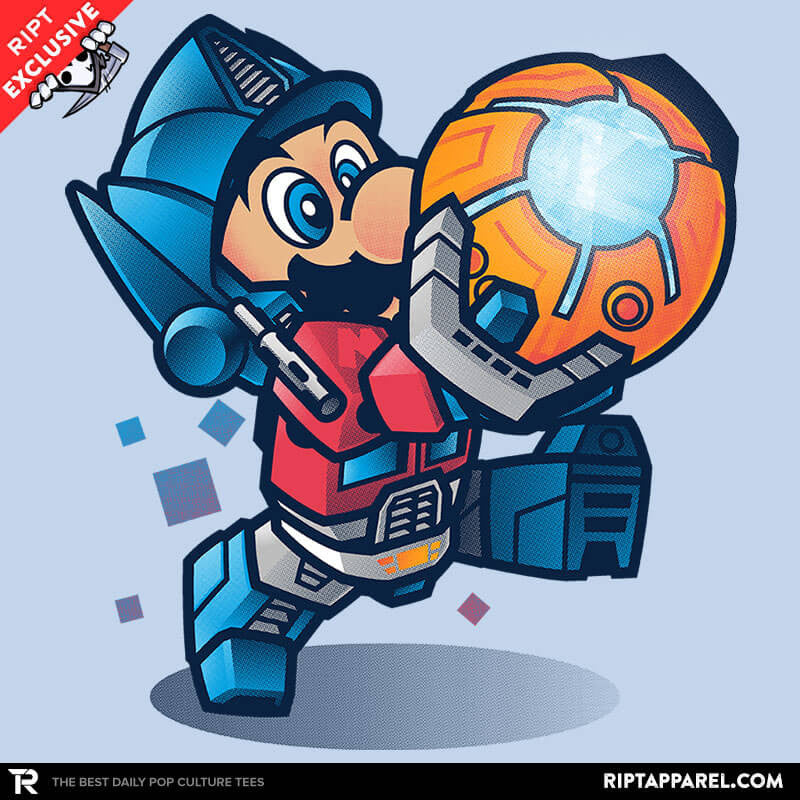Mario Prime Exclusive - RIPT Apparel