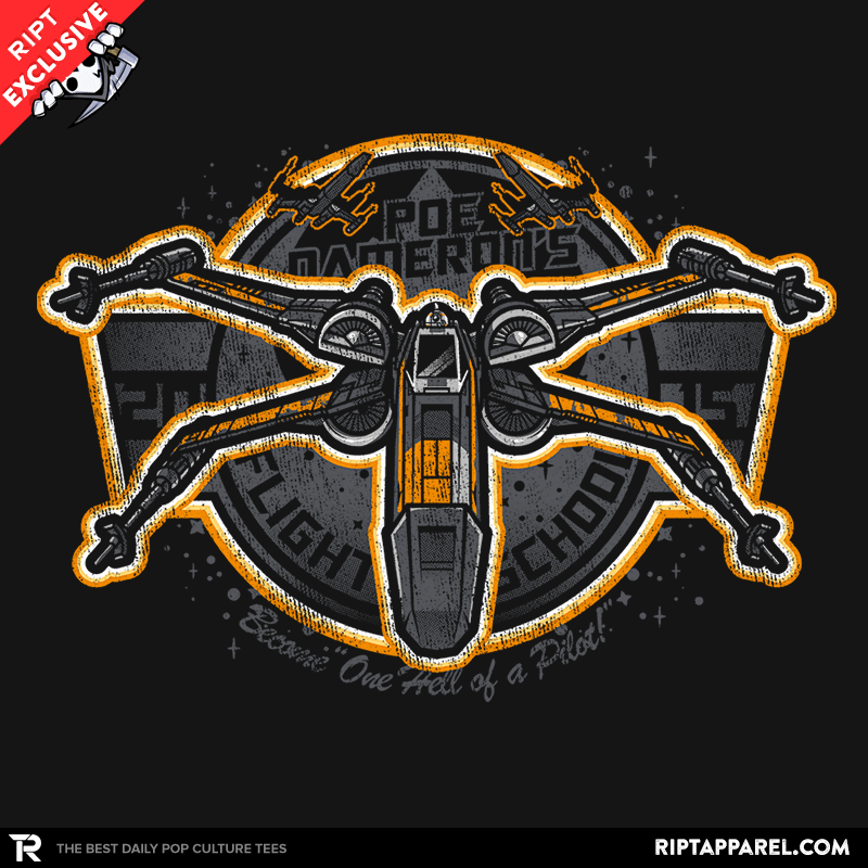 Poe's Flight School Exclusive - Collection Image - RIPT Apparel