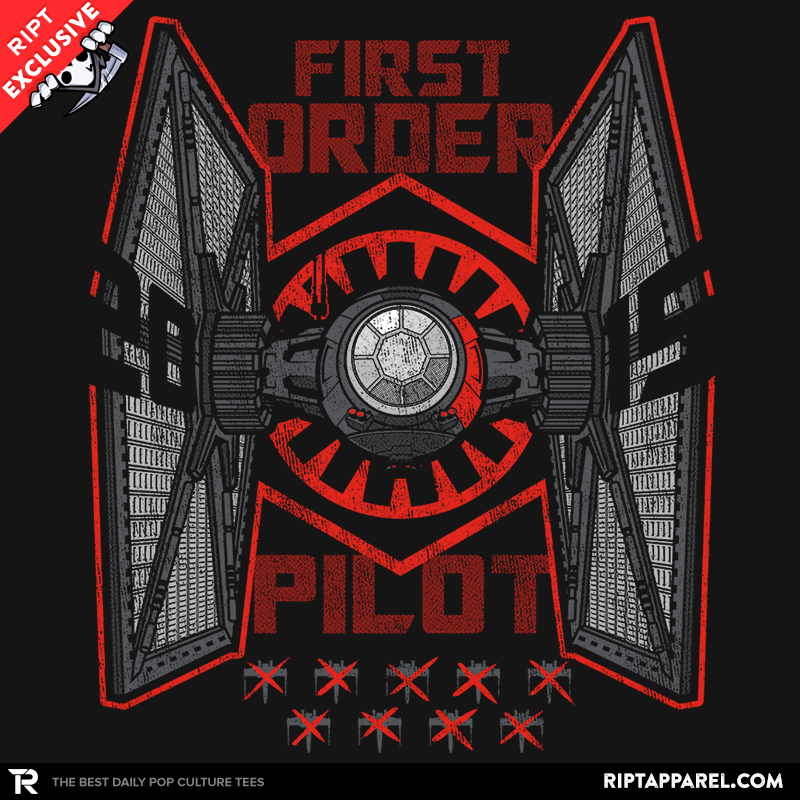Tie Pilot Exclusive - RIPT Apparel