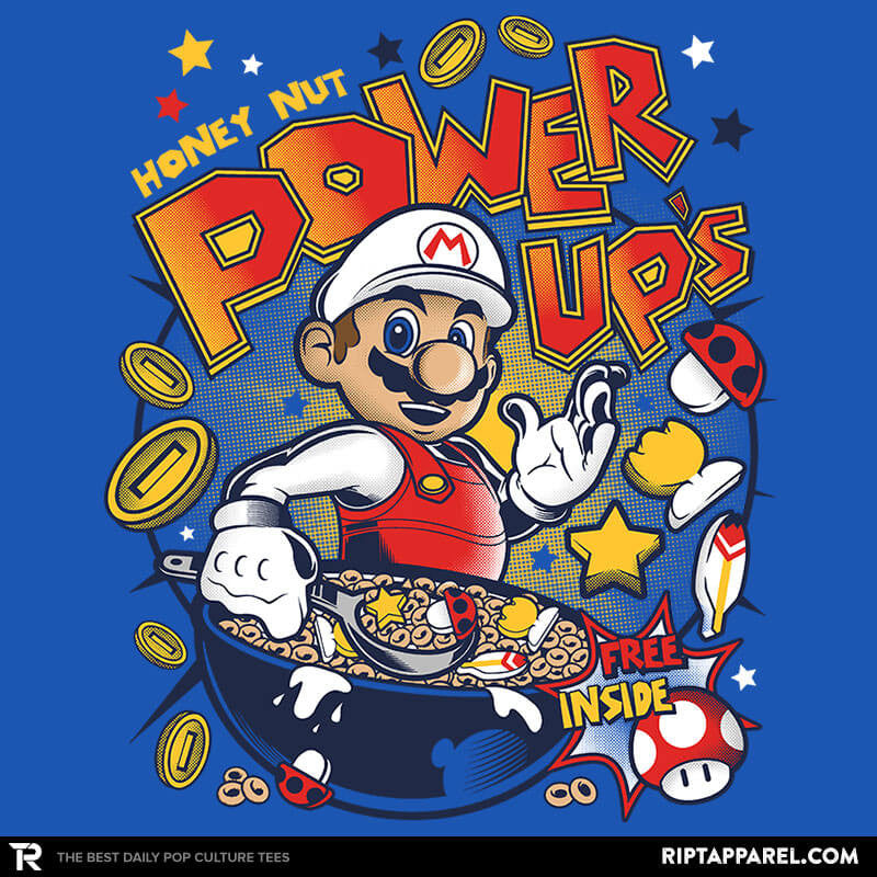 Honey Nut Power Up's - Collection Image - RIPT Apparel