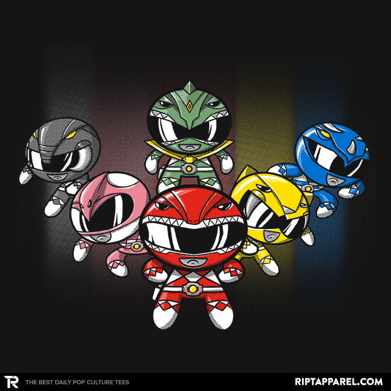 Powerpuff Rangers - Collection Image - RIPT Apparel