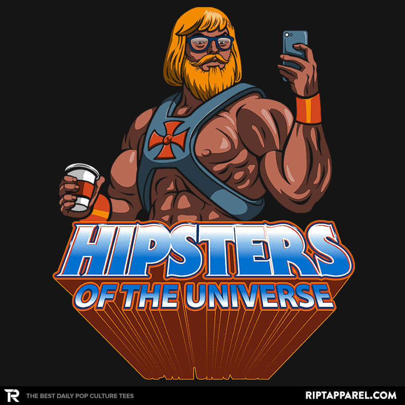 Hipsters Of The Universe - Collection Image - RIPT Apparel