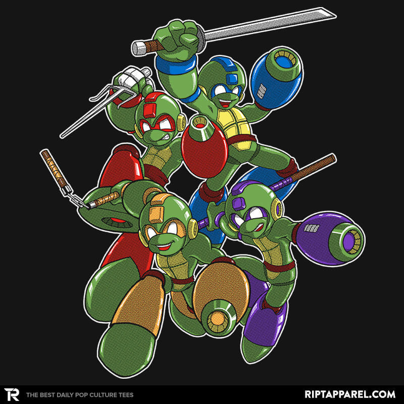 Mega Turtles - Collection Image - RIPT Apparel
