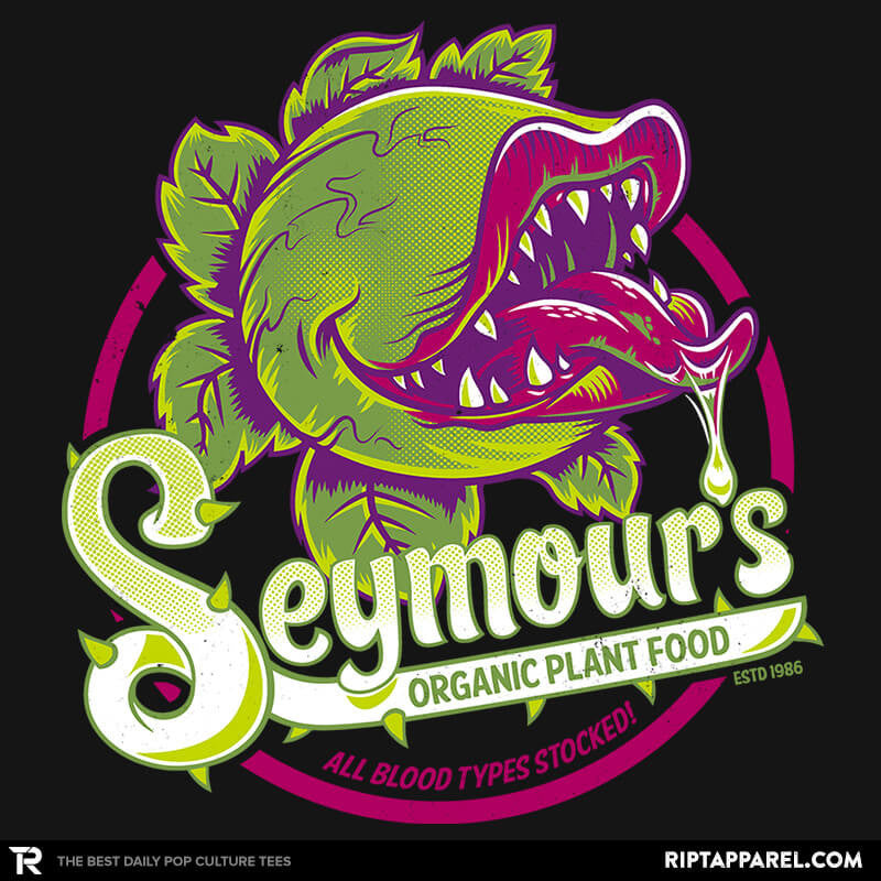 Seymour's Organic Plant Food - Collection Image - RIPT Apparel