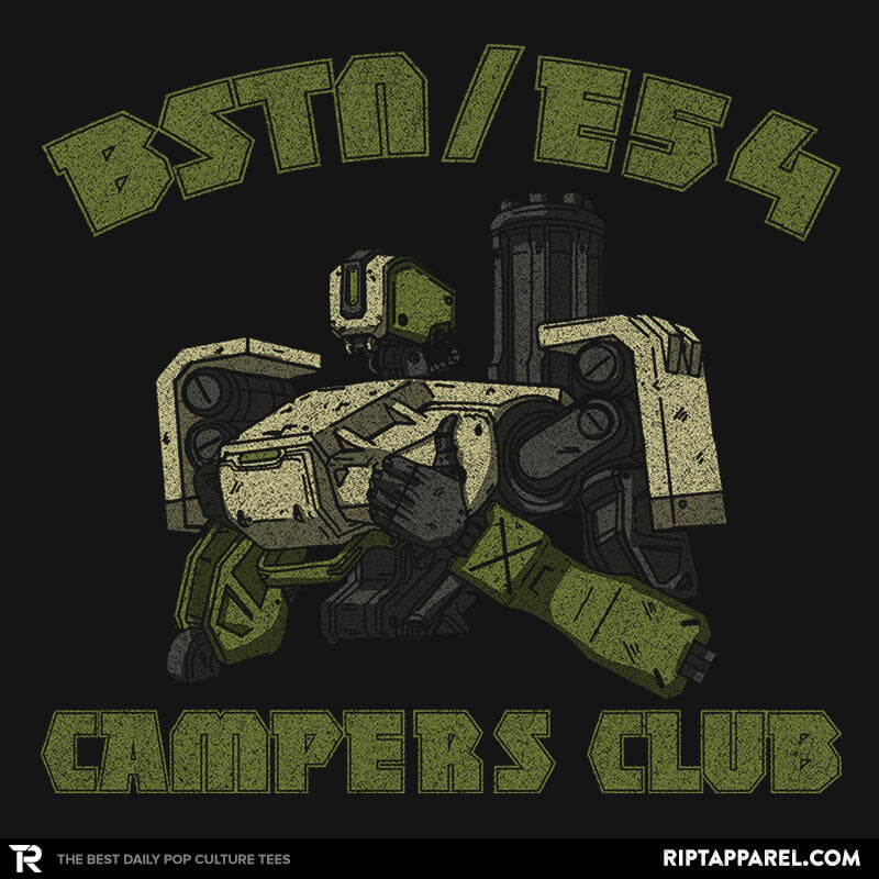 BSTN-E54 Campers Club - RIPT Apparel