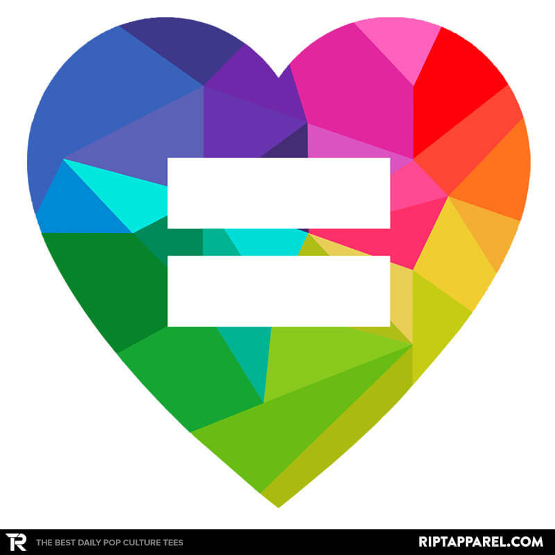 Equality - Pride - Collection Image - RIPT Apparel