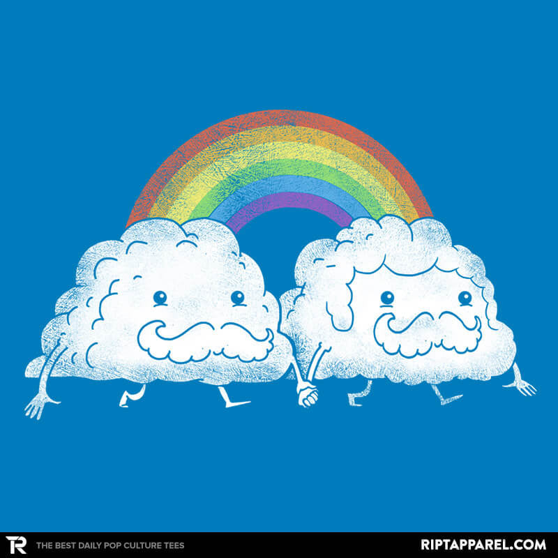 Gay Clouds - Pride - RIPT Apparel