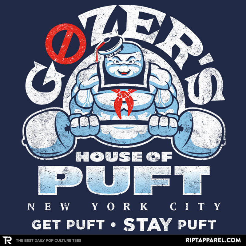 House of Puft Reprint - RIPT Apparel