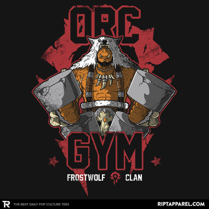 Orc Gym - Collection Image - RIPT Apparel