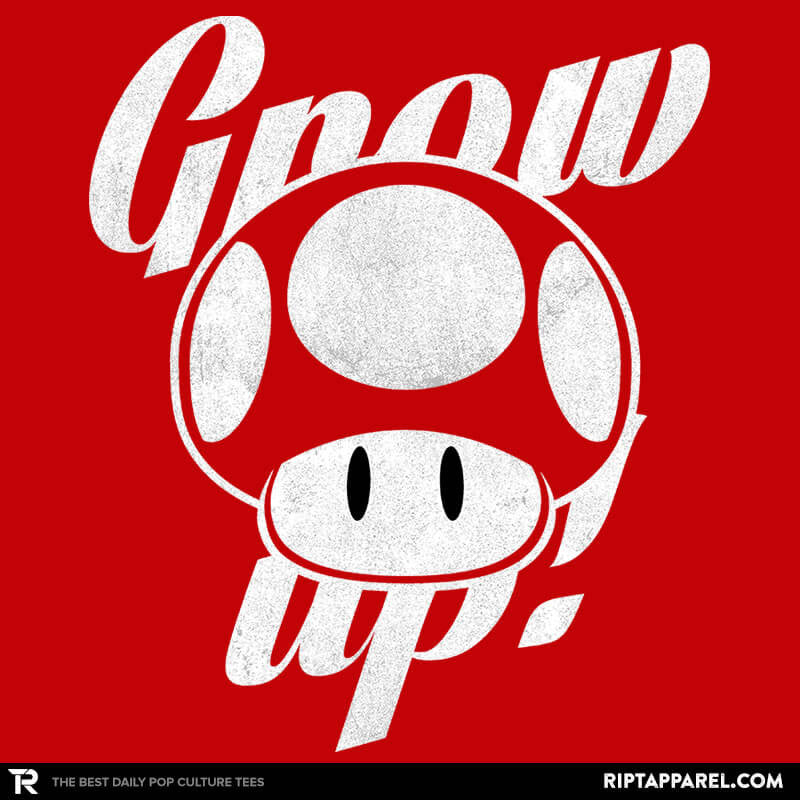 Grow up! - Collection Image - RIPT Apparel