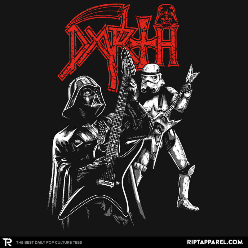 Darth Metal - Collection Image - RIPT Apparel