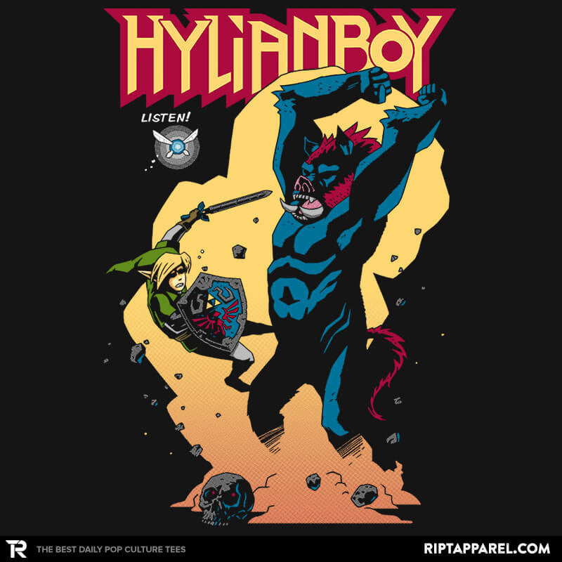 Hylianboy - Collection Image - RIPT Apparel