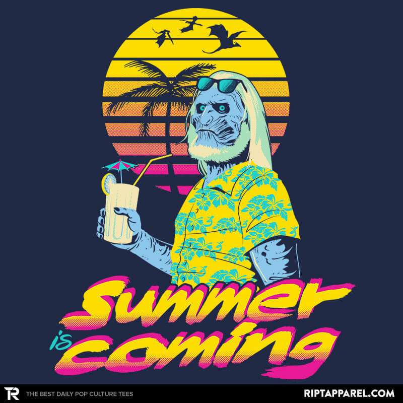 Summer is Coming - Collection Image - RIPT Apparel