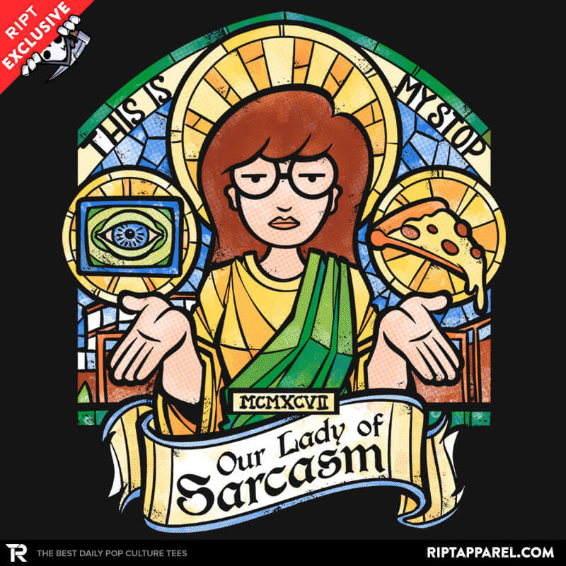 Our Lady of Sarcasm - RIPT Apparel