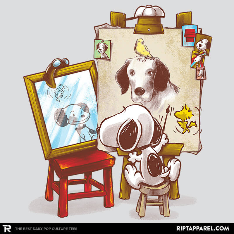 Triple Beagle Portrait - Collection Image - RIPT Apparel