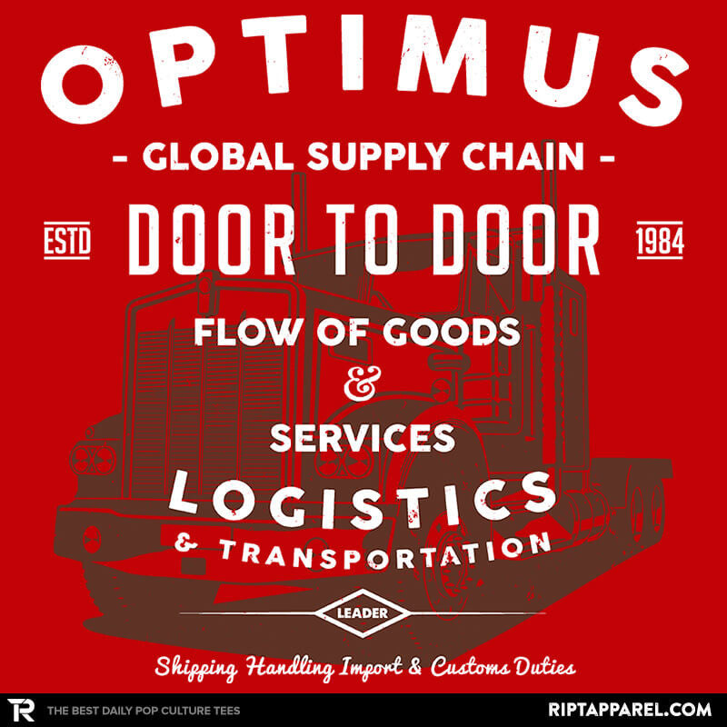 Optimus Trans - Collection Image - RIPT Apparel