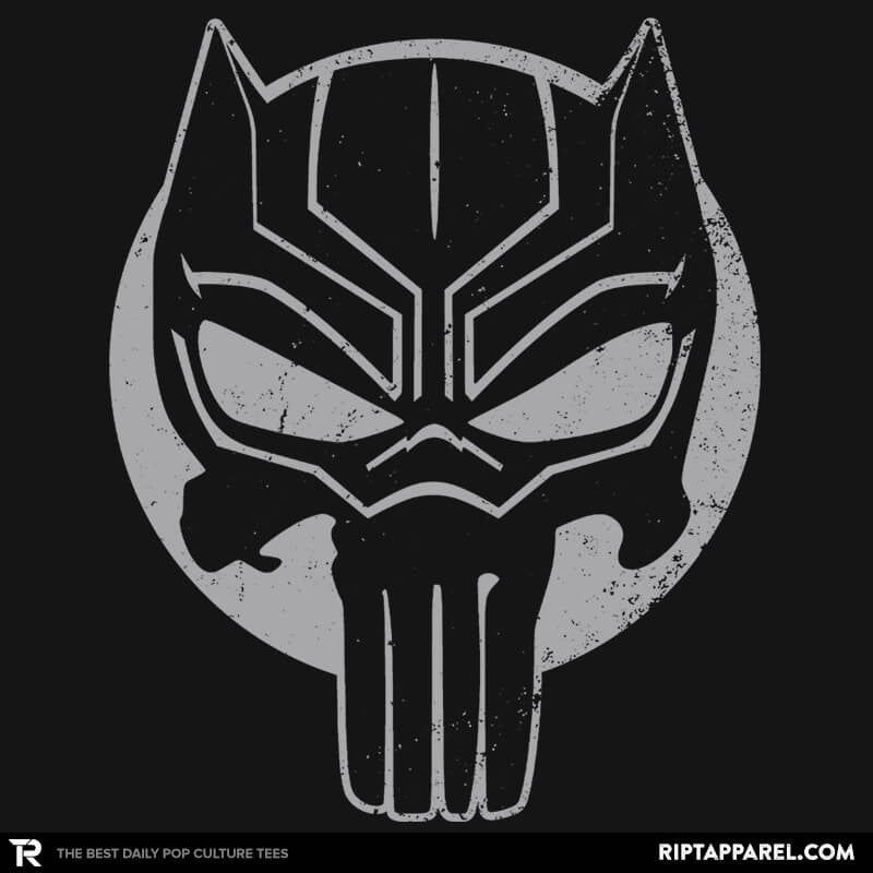 The Black Punisher - Collection Image - RIPT Apparel