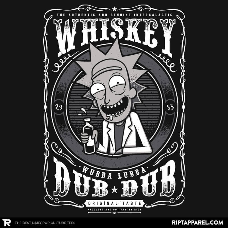 Whiskey Dub Dub - Collection Image - RIPT Apparel