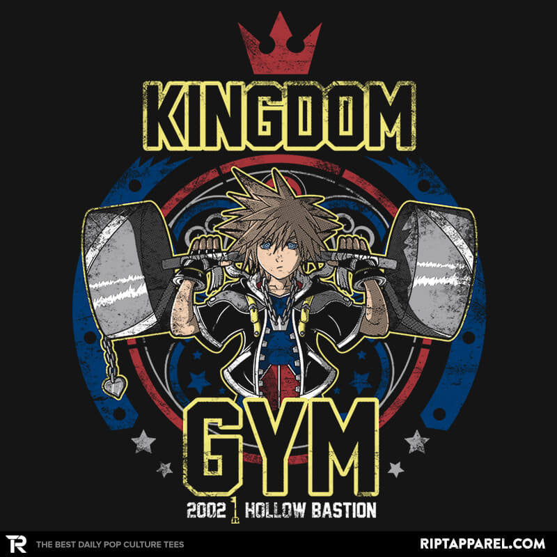 Kingdom Gym - Collection Image - RIPT Apparel