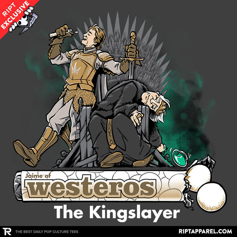 The Kingslayer - Collection Image - RIPT Apparel