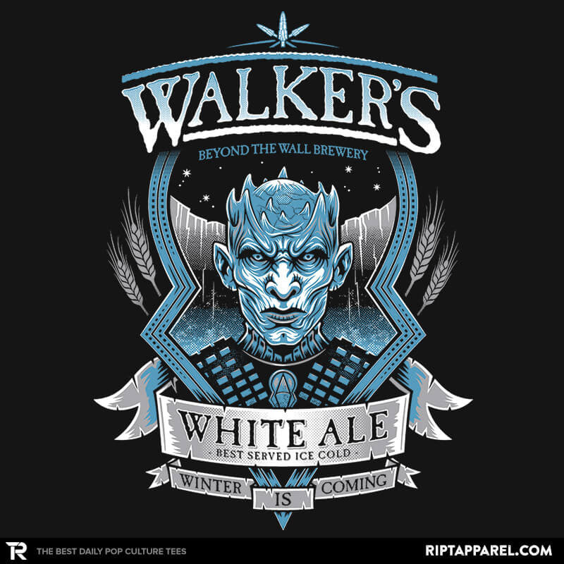 Walker's White Ale - Collection Image - RIPT Apparel