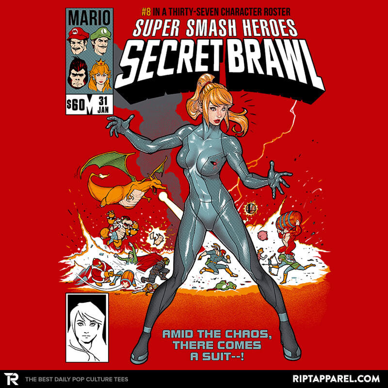 Secret Brawl - Collection Image - RIPT Apparel