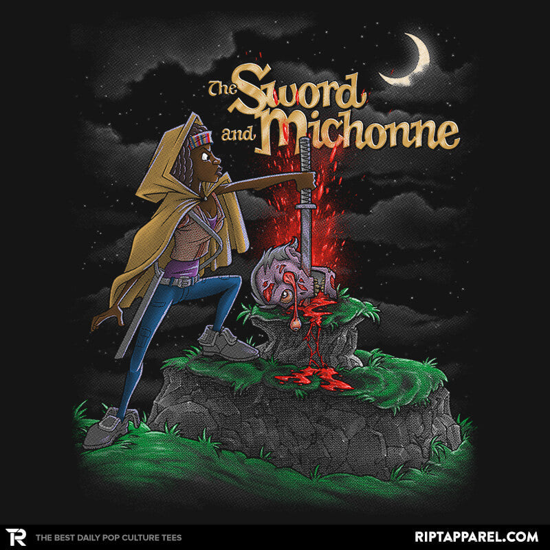 The Sword and Michonne - RIPT Apparel