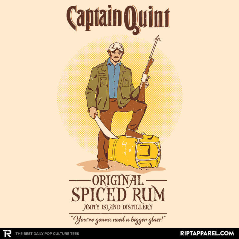 Captain Quint Spiced Rum - Collection Image - RIPT Apparel