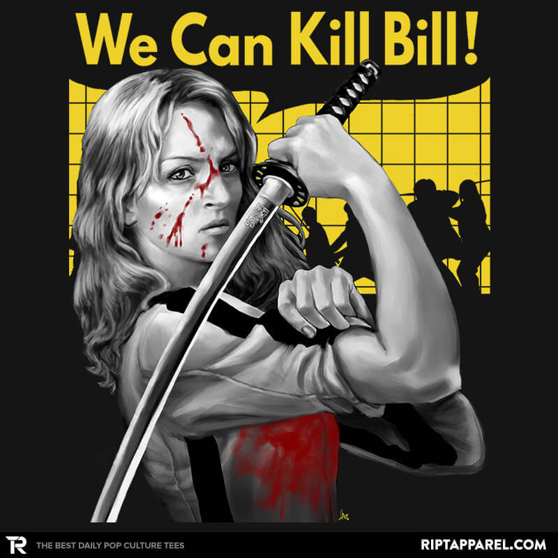 We Can Kill Him - Poparazzi - RIPT Apparel