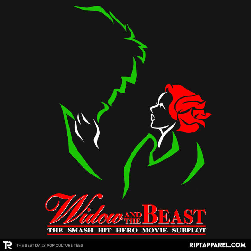 Widow and the Beast - Poparazzi - RIPT Apparel
