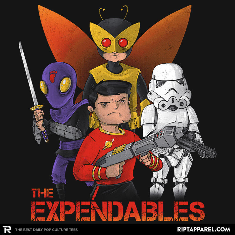 The Expendables Exclusive - Collection Image - RIPT Apparel