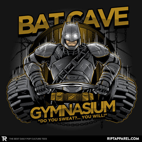 Bat Cave Gym Exclusive