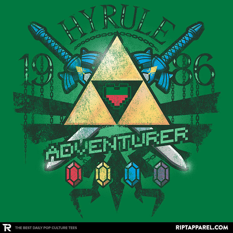 Hyrule Adventurer Exclusive - RIPT Apparel