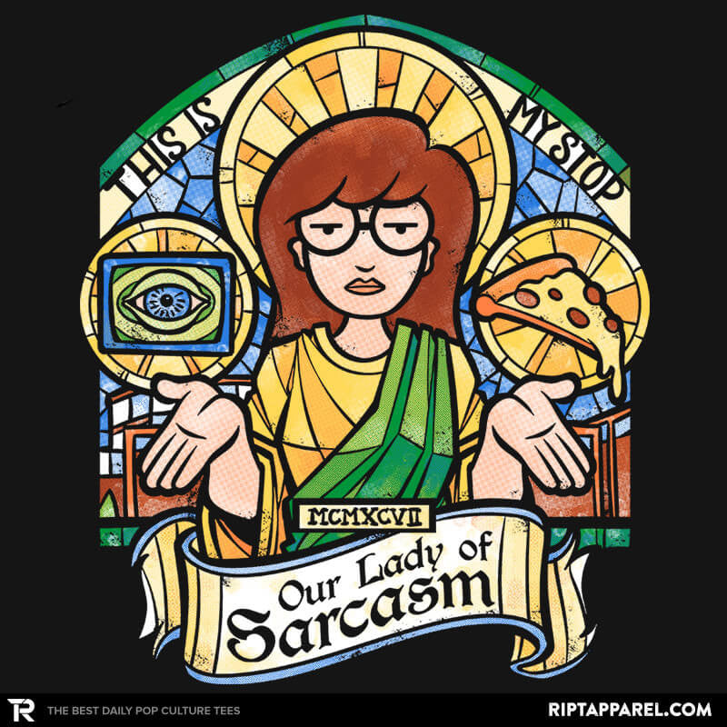 Our Lady of Sarcasm Exclusive - Collection Image - RIPT Apparel