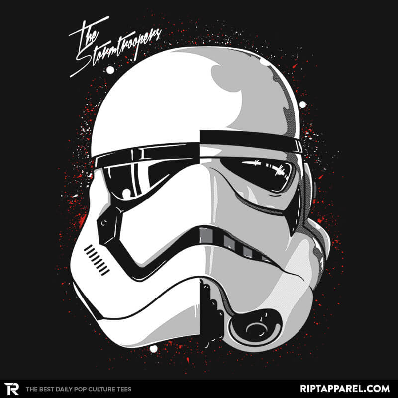 Daft Troopers - RIPT Apparel
