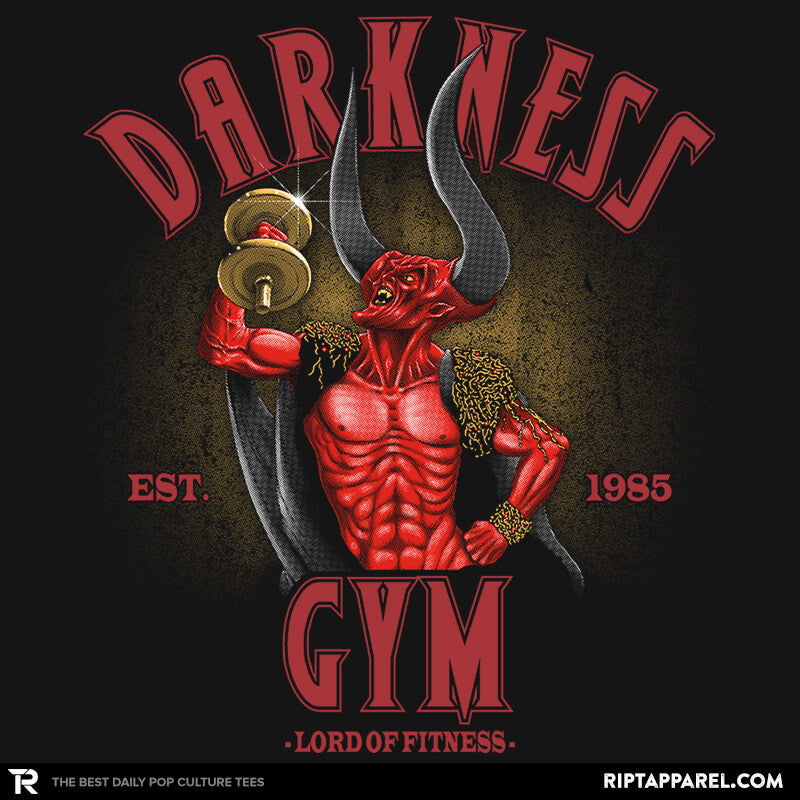 Darkness Gym - RIPT Apparel