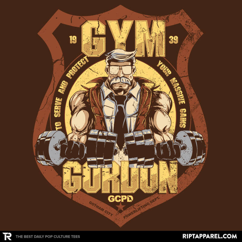Gym Gordon - RIPT Apparel