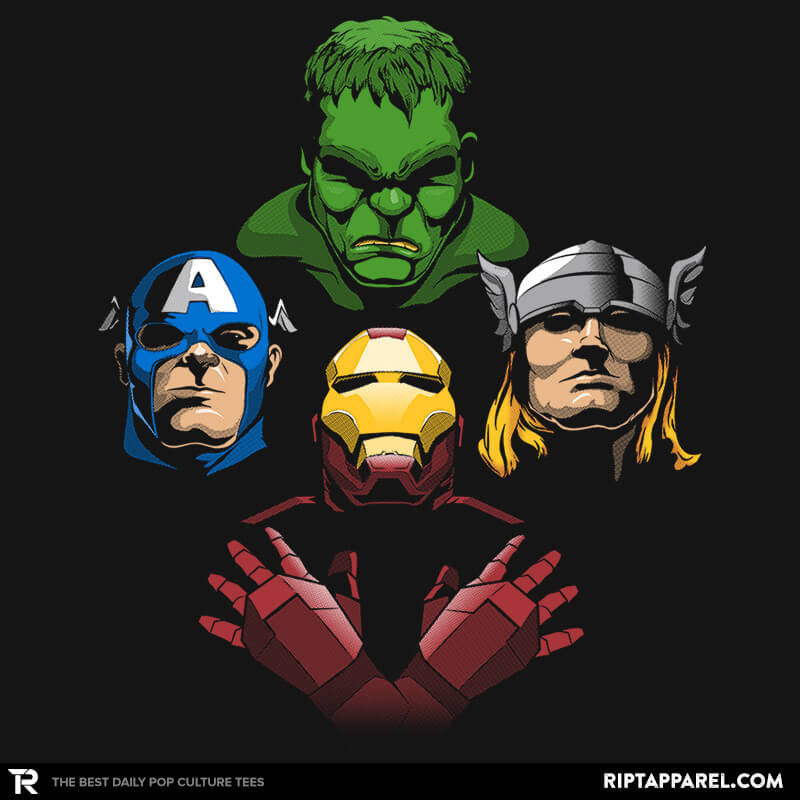 Avengers Rhapsody - Collection Image - RIPT Apparel