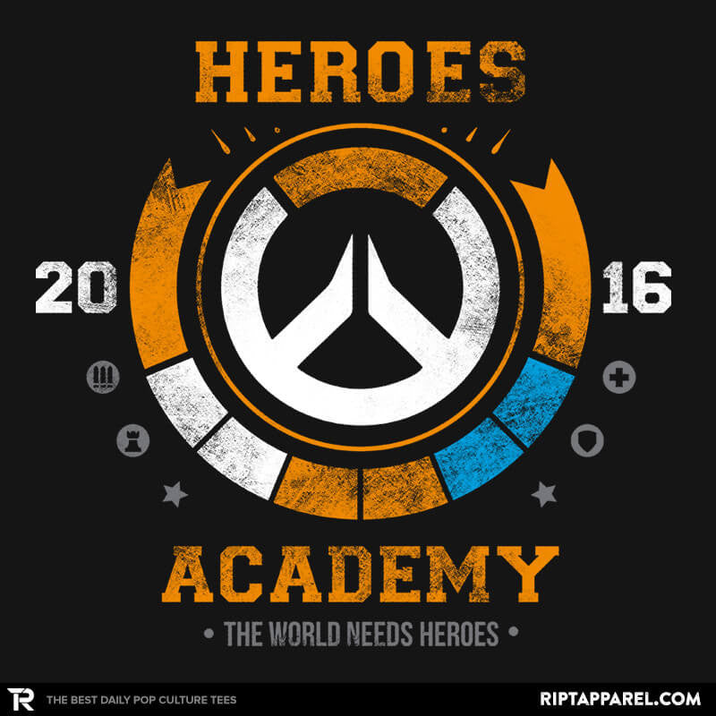 Heroes Academy - Collection Image - RIPT Apparel